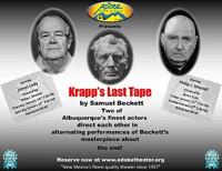 Krapp's Last Tape in Albuquerque
