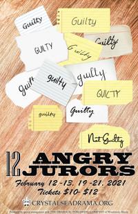 12 Angry Jurors in San Antonio