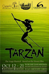 Disney's Tarzan the Stage Musical in Broadway
