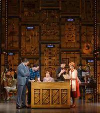Beautiful: The Carole King Musical in Broadway