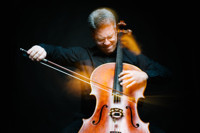 Cello on Fire  in Broadway