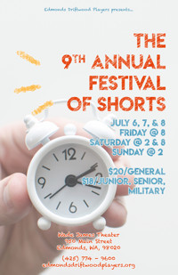 9th Annual Festival of Shorts in Seattle