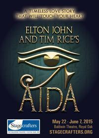 Elton John & Tim Rice's AIDA in Detroit