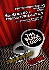 The Black Lodge: An Improvised Twin Peaks Episode in Seattle