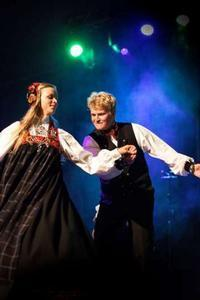 Folk music and dance at the Opera: Meisterkonsert 2014 in Norway