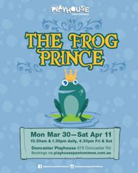 The Frog Prince in Australia - Melbourne
