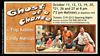 Ghost of a Chance by Flip Kobler and Cindy Marcus in Connecticut