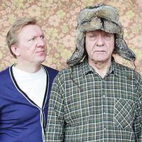 Mielens��pahoittaja and son in Finland