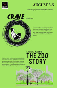 Crave / The Zoo Story in Dallas