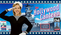 The Hollywood Canteen -  Bob Hope USO Tribute Show in Los Angeles