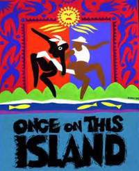 Once on This Island in Los Angeles