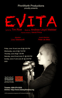 Evita in New Jersey