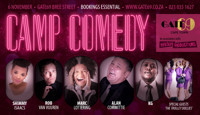 CAMP COMEDY in Broadway