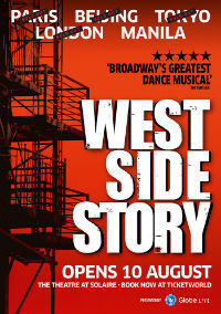 WEST SIDE STORY in Philippines