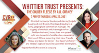 Whittier Trust Presents: The Golden Fleece By A.R. Gurney ~ A Virtual Staged Reading in Los Angeles
