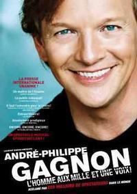 André-Philippe GAGNON in Belgium