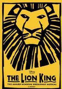 Disney's The Lion King in Toronto
