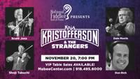 Kris Kristofferson & The Strangers in Tulsa