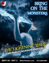 The Lightning Thief, The Percy Jackson Musical in Off-Off-Broadway