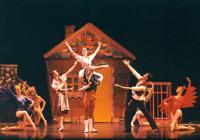 New Jersey Ballet's Hansel & Gretel in Broadway