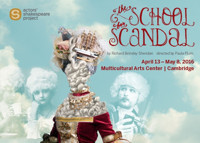 The School for Scandal by Richard Brinsley Sheridan in Boston