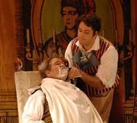 Il Barbiere di Siviglia in Broadway