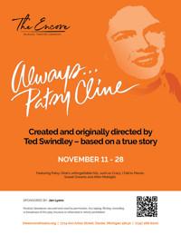 Always...Patsy Cline in Detroit