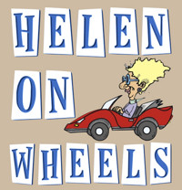 Helen on Wheels in Washington, DC