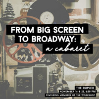 Big Screen to Broadway in Cabaret