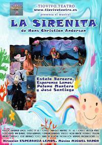 La Sirenita in Spain