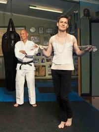 Back at the Dojo in Australia - Sydney