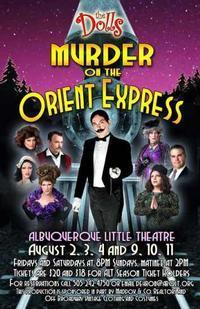 The Dolls present Murder On the Orient Express in Albuquerque