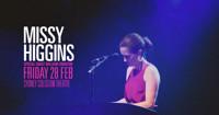 MISSY HIGGINS in Australia - Sydney