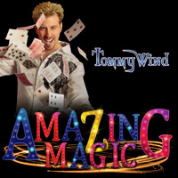 Amazing Magic starring Tommy Wind in Las Vegas
