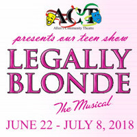 LEGALLY BLONDE: The Musical in Dallas