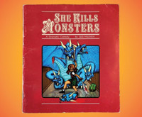 She Kills Monsters in Costa Mesa