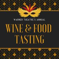 Warner Theatre's Wine & Food Tasting in Connecticut