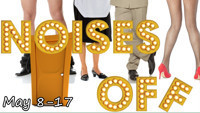 Noises Off in Off-Off-Broadway