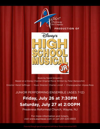 Disney's High School Musical JR. in Broadway
