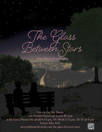 The Glass Between Stars in Central New York