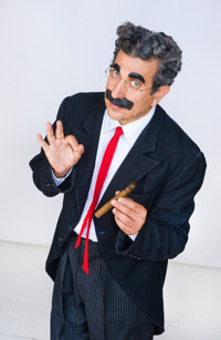 An Evening with Groucho in Broadway