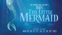 The Little Mermaid in New Jersey