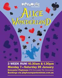 Playhouse Pantomimes: Alice in Wonderland in Broadway