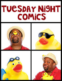 PRAYER DUDZ PRESENTS: TUESDAY NIGHT COMICS in Broadway