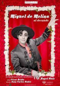 Miguel De Molina Al Desnudo in Argentina