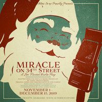 MIRACLE ON 34TH STREET: A Live Musical Radio Show in Los Angeles