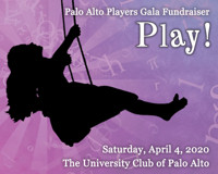 Palo Alto Players Gala 2020: PLAY! in San Francisco