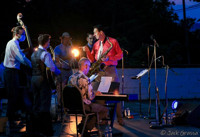 Dan Levinson?s Midsummer Night?s Jazz Party: Central Park Stomp in New Jersey
