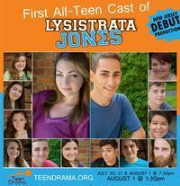 Lysistrata Jones in New Jersey