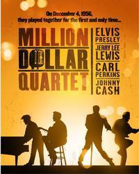 MILLION DOLLAR QUARTET in Minneapolis / St. Paul